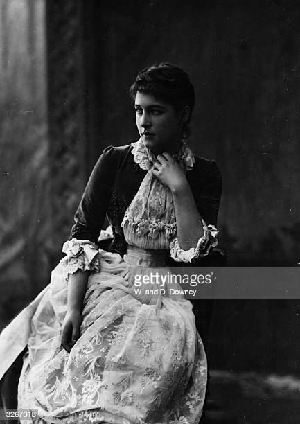 British actress and noted beauty Lillie Langtry
