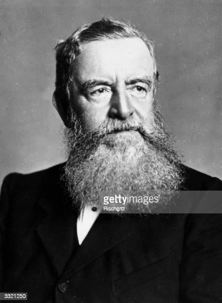 British statesman Marquess of Ripon George Frederick Samuel Robinson