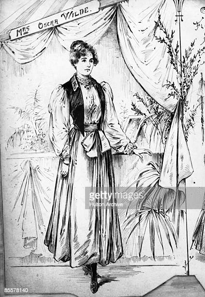 Constance Lloyd who married playwright Oscar Wilde in 1884 and bore him two sons Although never divorced the couple became estranged and she changed...