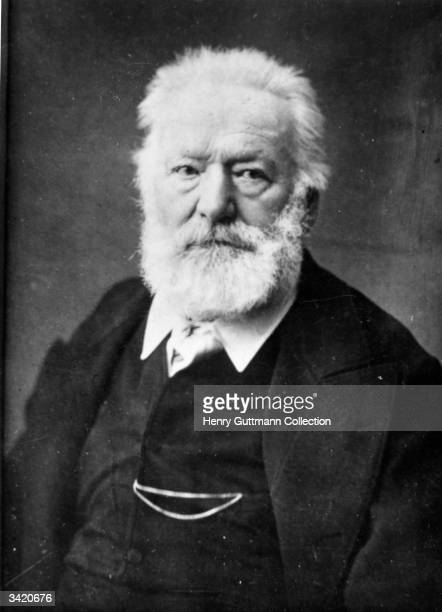 French poet novelist and playwright Victor Marie Hugo the foremost writer of the Romantic movement