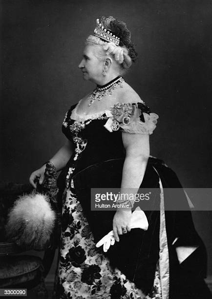 Grand Duchess of MecklenburgStrelitz Augusta Caroline of England the daughter of the Duke of Cambridge