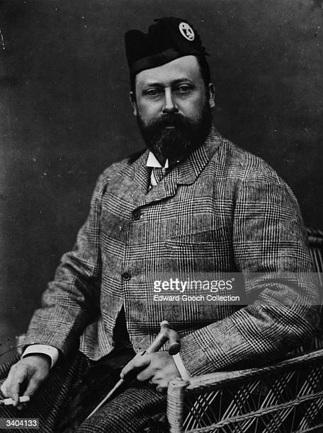 King Edward VII of Great Britain , as the Prince of Wales.