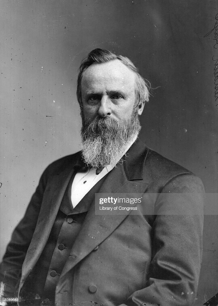 Rutherford Hayes : News Photo