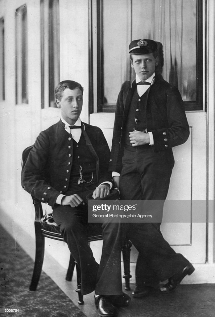 06 May 1910 George V becomes King upon the death of his father Edward VII