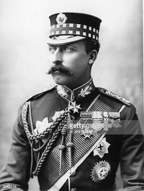 The third son of Queen Victoria Arthur William Patrick Albert Duke Of Connaught