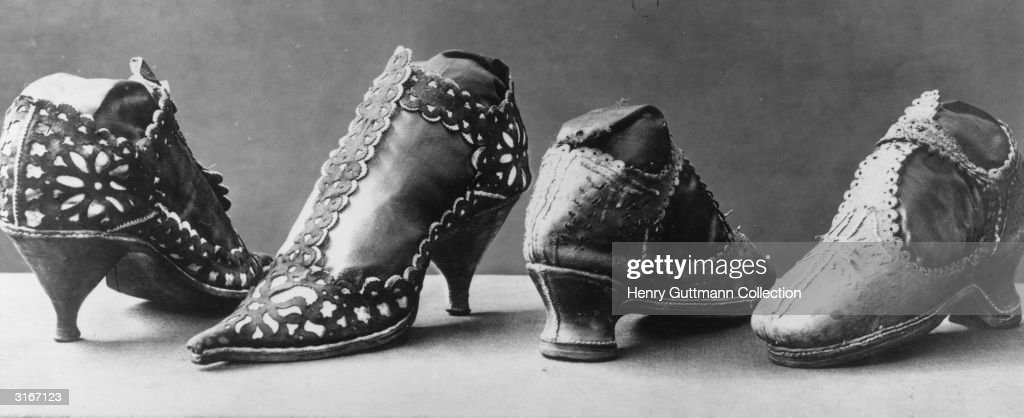 French Shoes : News Photo