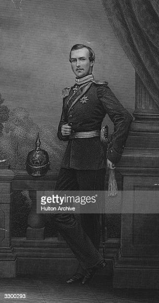 Grand Duke Ludwig IV of Hesse Darmstadt Married Princess Alice in 1862 daughter of Queen Victoria