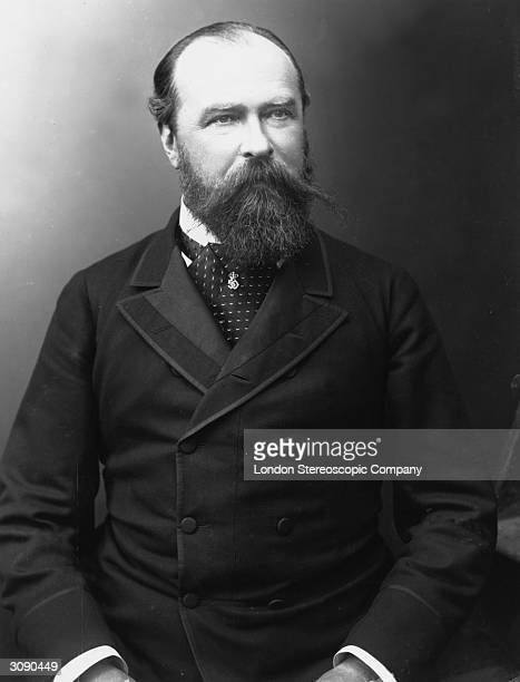 Grand Duke Ludwig IV of HesseDarmstadt who married Princess Alice daughter of Queen Victoria in 1862
