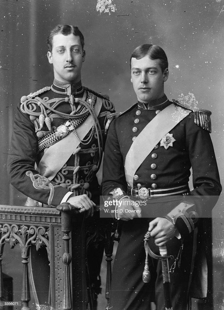 Two Princes : News Photo