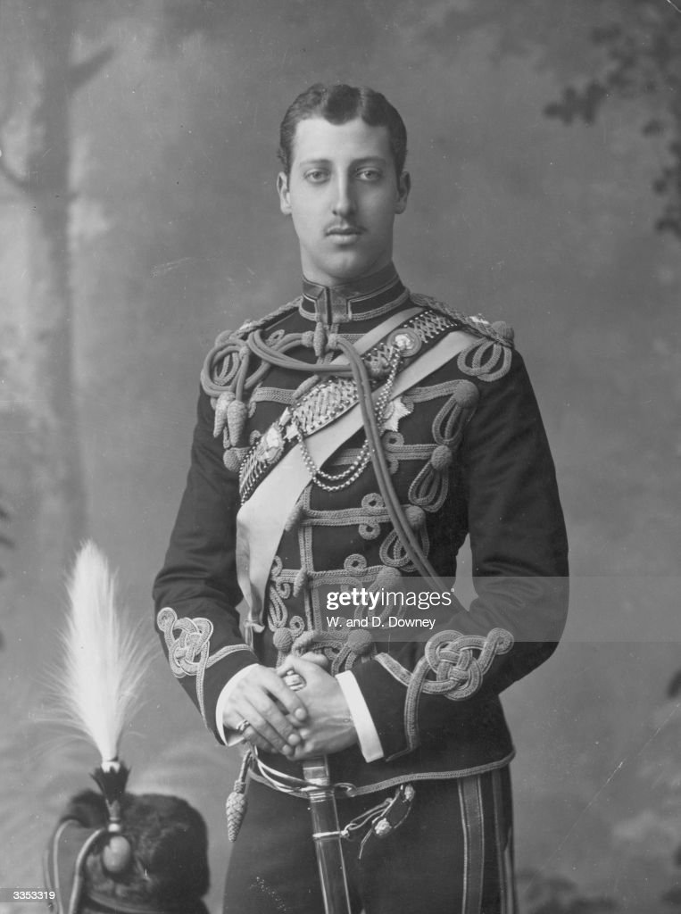 Prince Albert Victor : News Photo