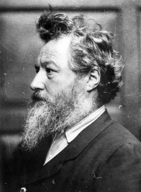 William Morris , writer, painter, master- craftsman,...
