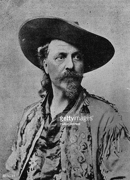 William Frederick Cody American guide Indian scout and buffalo hunter who toured America in a wild west show as 'Buffalo Bill'