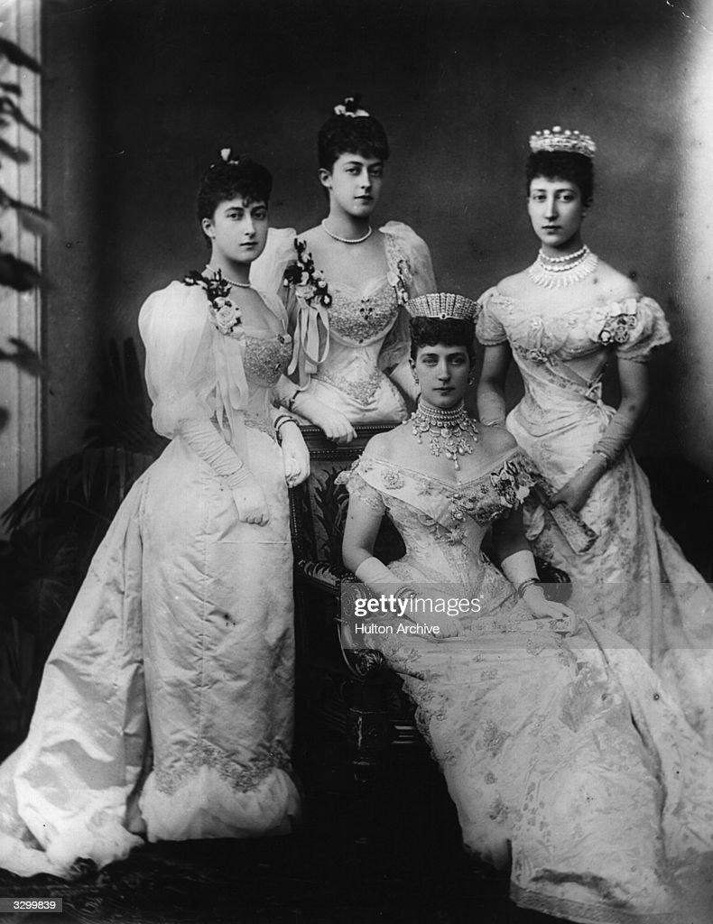 Royal Ladies : News Photo