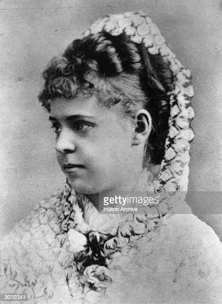 Florence Maybrick the wife of James Maybrick a wealthy Liverpool cotton merchant thought to have been Jack the Ripper