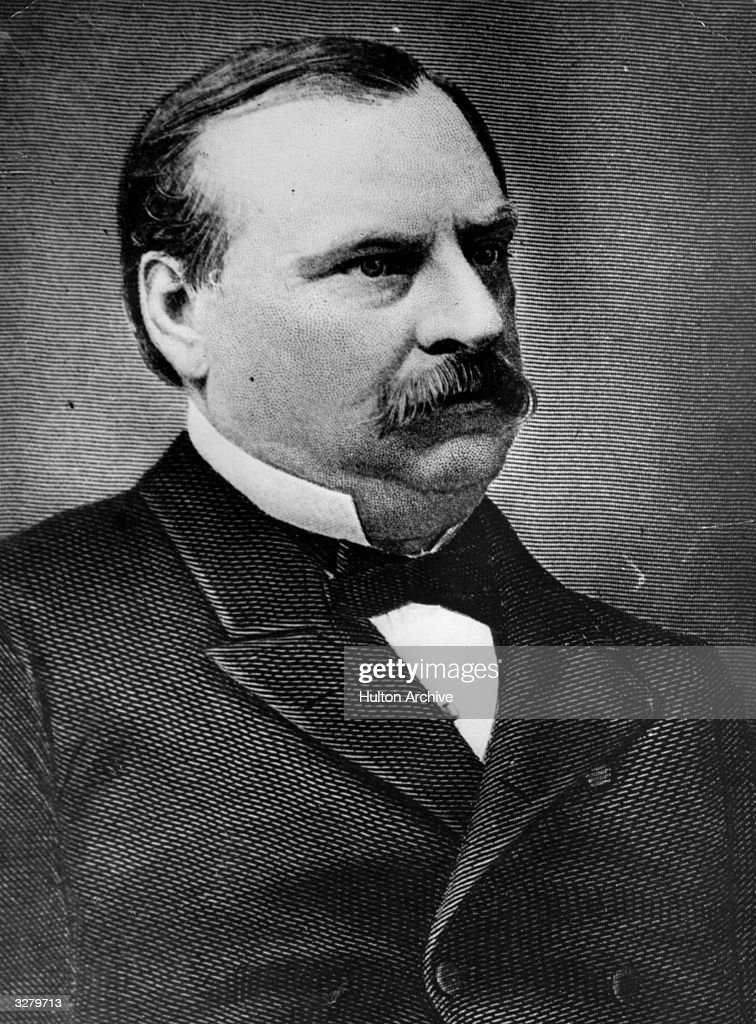 Grover S Cleveland : News Photo