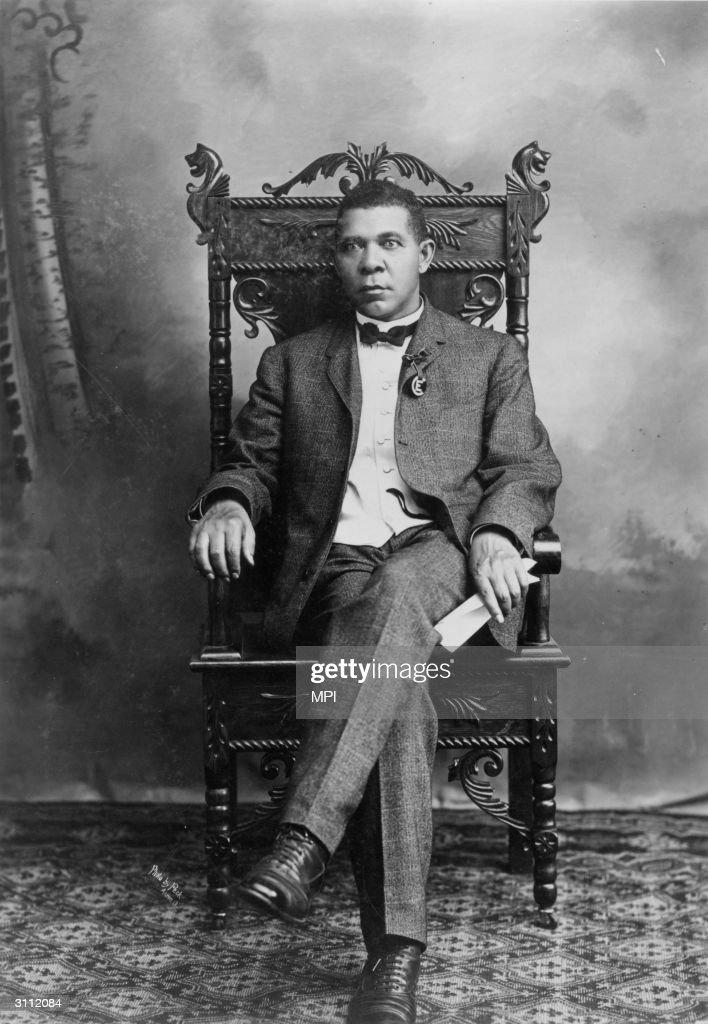 Booker T Washington : News Photo