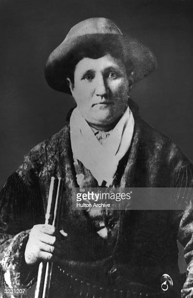 'Calamity' Jane American frontierswoman born in Missouri raised in Montana Served as a scout with the US army a pony express rider gold prospector...