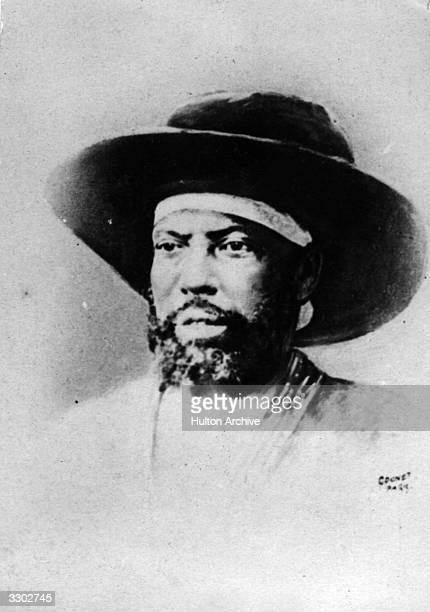 Emperor Menelik II of Abyssinia