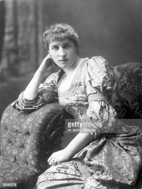 English actress Lillie Langtry an intimate friend of King Edward VII
