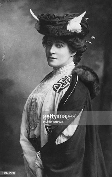 English actress Lillie Langtry born Emily Charlotte le Breton in Jersey