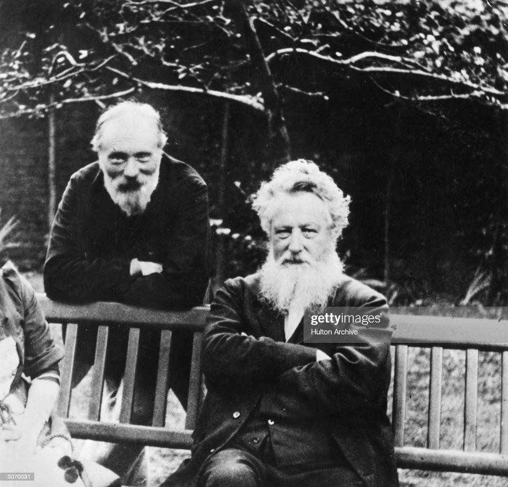 William Morris : ニュース写真