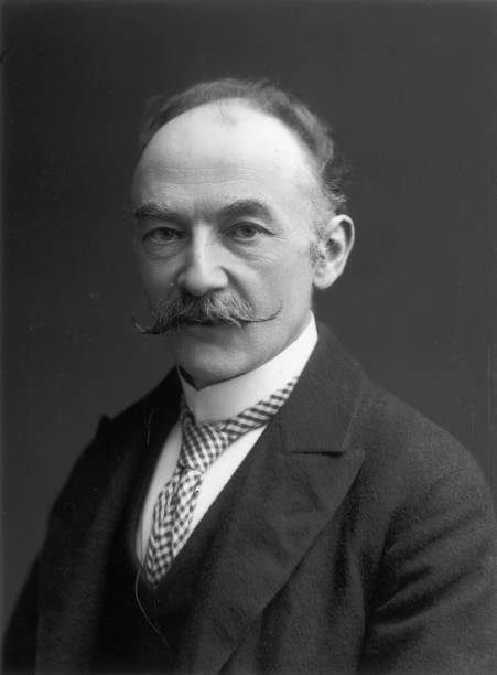 English writer Thomas Hardy , the author of 'Tess of...