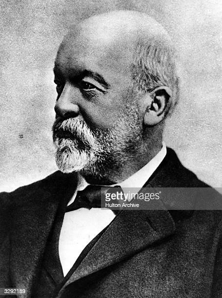 Gottlieb Wilhelm Daimler German inventor who developed the petrol driven internal combustion engine