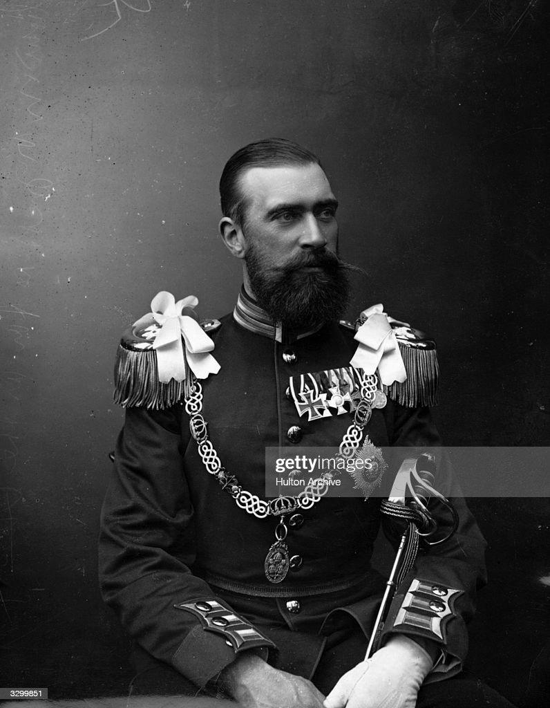 Adolf Friedrich I : News Photo