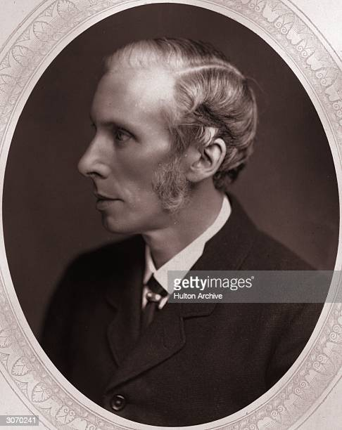 Influential Scottish architect Richard Norman Shaw best known for pioneering the Queen Anne style Original Artist By Lock Whitfield