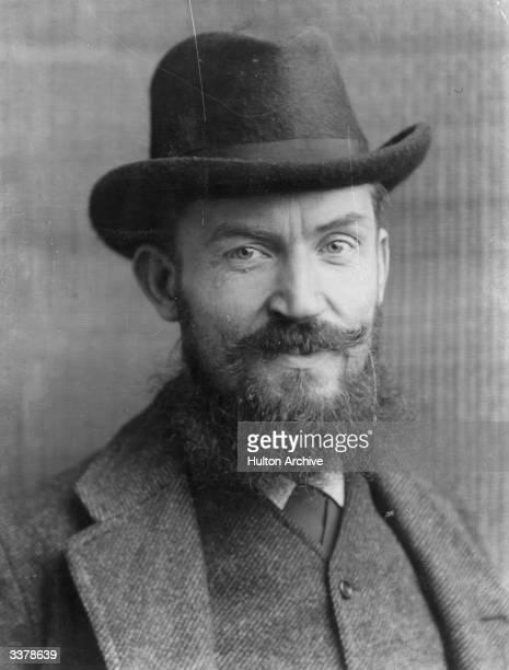 Irish writer and dramatist George Bernard Shaw
