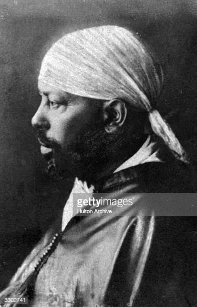 Menelik II Emperor of Abyssinia