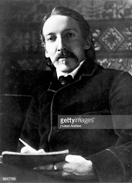 Scottish novelist poet and traveller Robert Louis Balfour Stevenson He was born in Edinburgh and after considering professions in law and engineering...