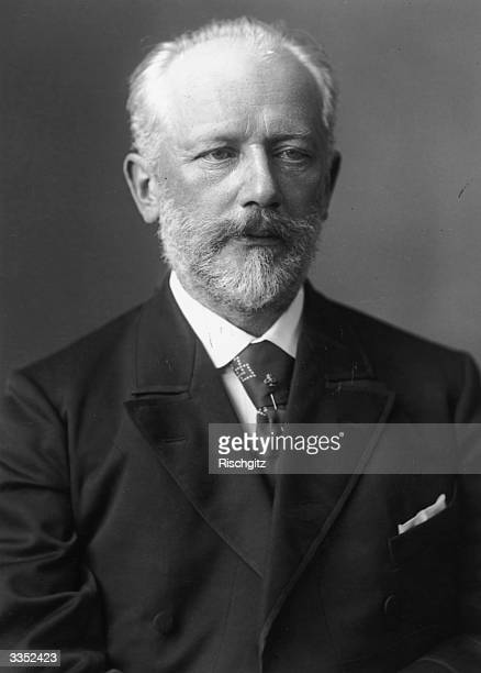 The Russian composer Pyotor Tchaikovsky He was the first Russian composer to establish a reputation with Western audiences