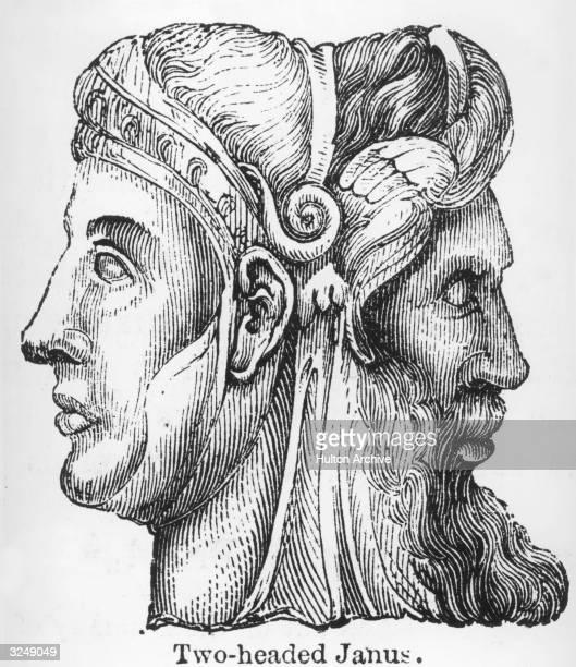Twoheaded Janus