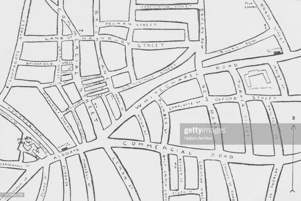 jack the ripper map pdf