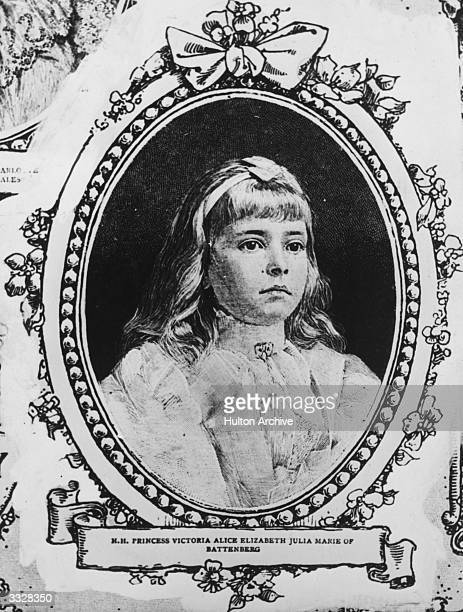Alice, Princess of Greece, , daughter of the 1st Marquess of Milford Haven, wife of Prince Andrew of Greece and mother of Prince Philip, Duke of...