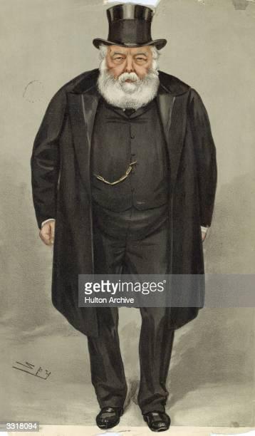 British prime minister Robert Arthur Talbot GascoyneCecil 3rd Marquis of Salisbury