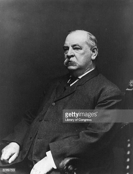 Grover Cleveland the 22nd and 24th President of the United States of America