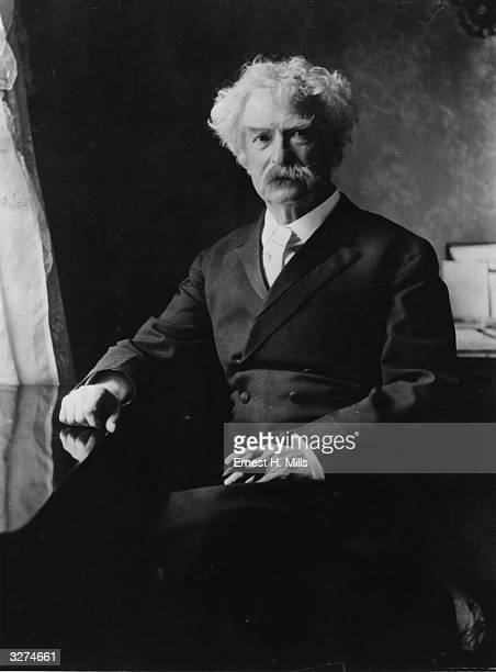 Samuel Langhorne Clemens the novelist who wrote under the pen name of Mark Twain