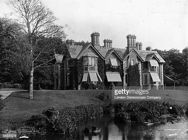 York Cottage in Sandringham Norfolk