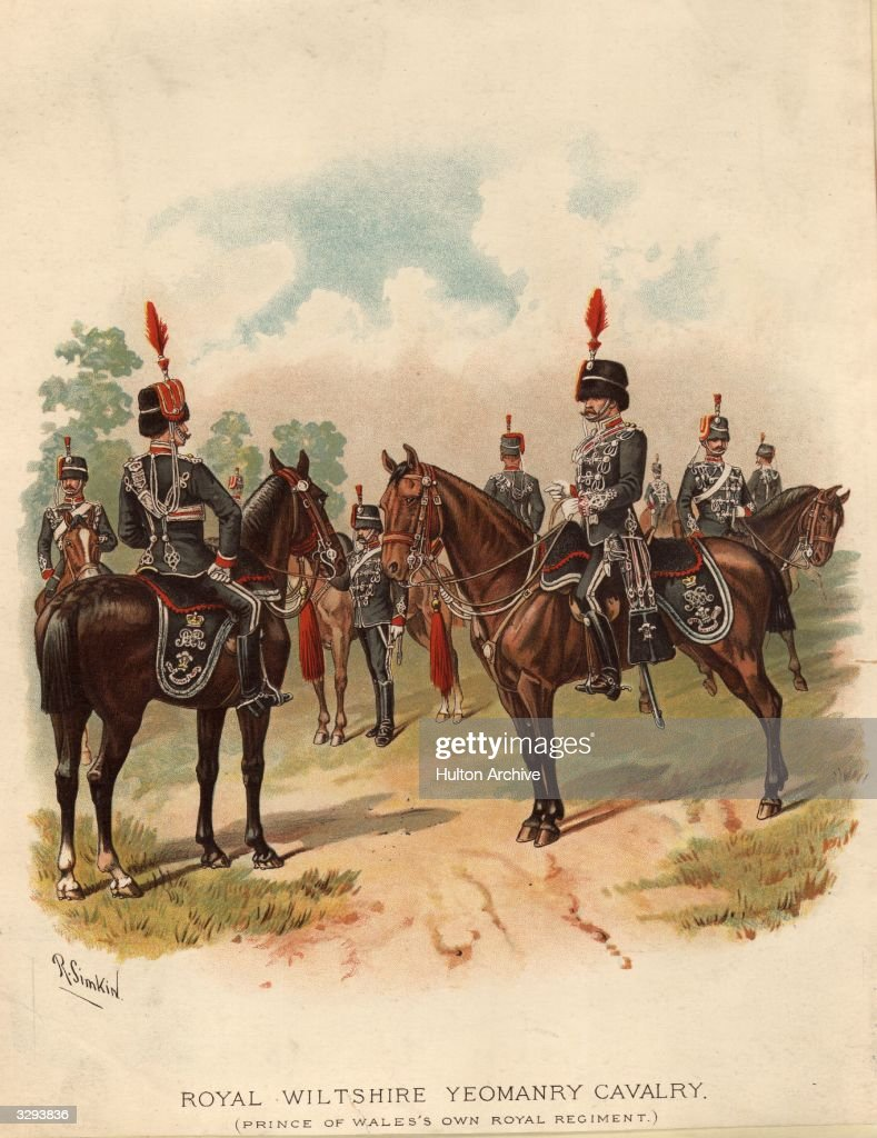 The Royal Wiltshire Yeomanry C...