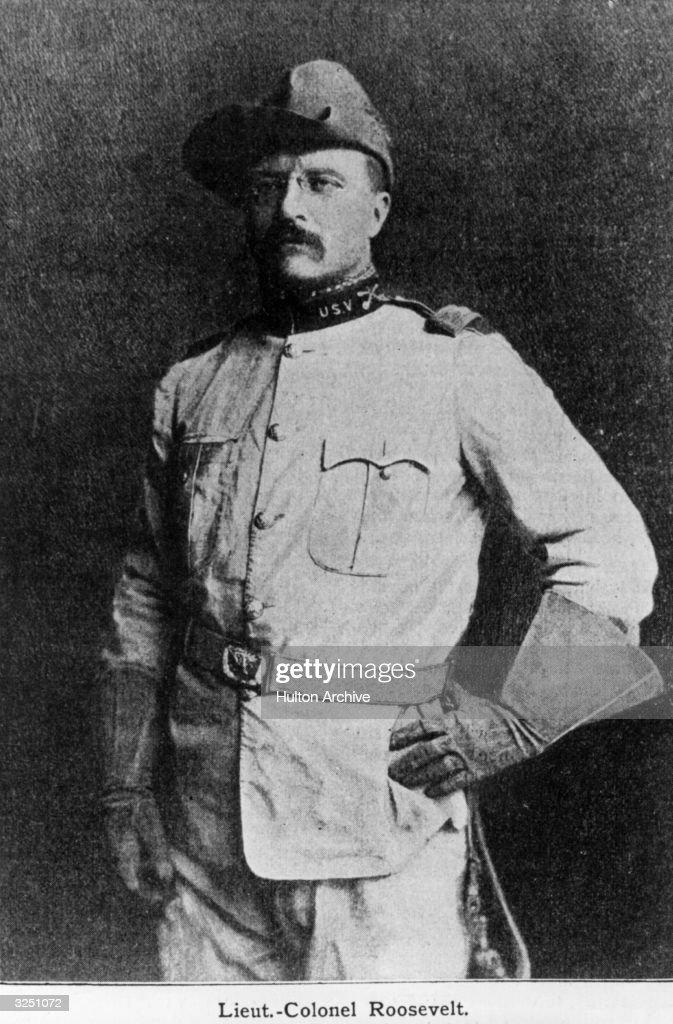 Theodore Roosevelt : News Photo