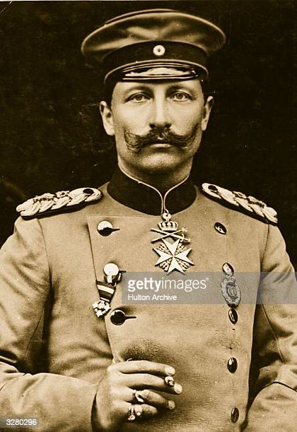 Wilhelm II the Emperor and 9th King of Prussia