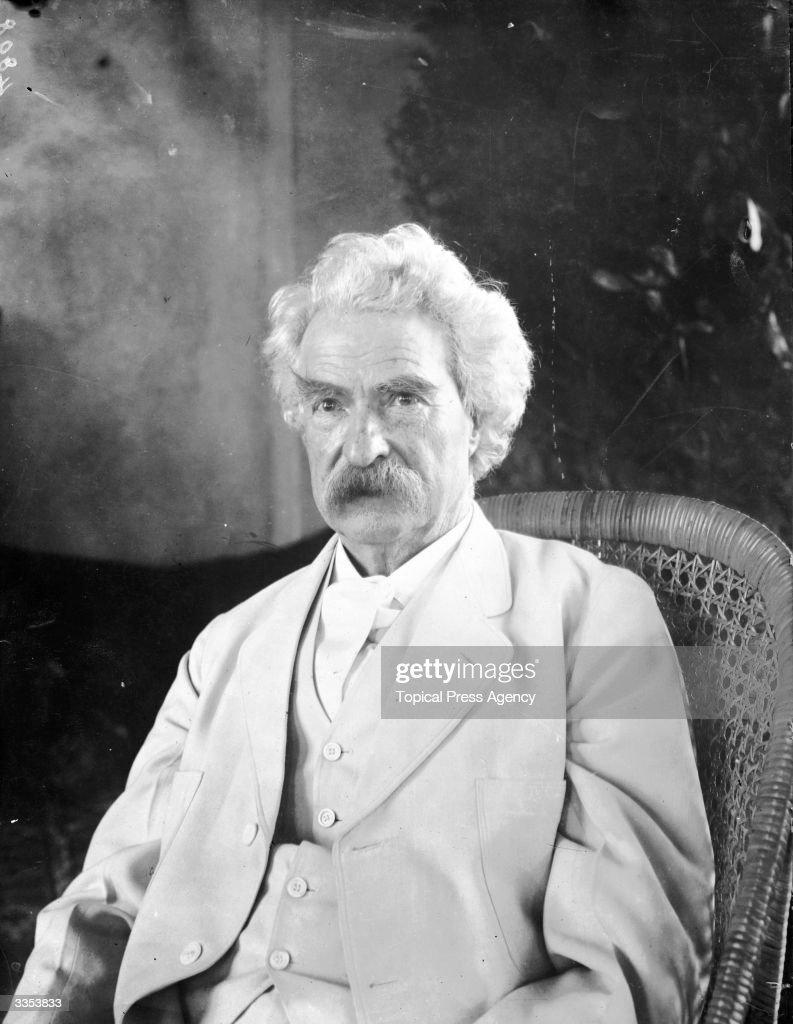 Mark Twain : Nieuwsfoto's