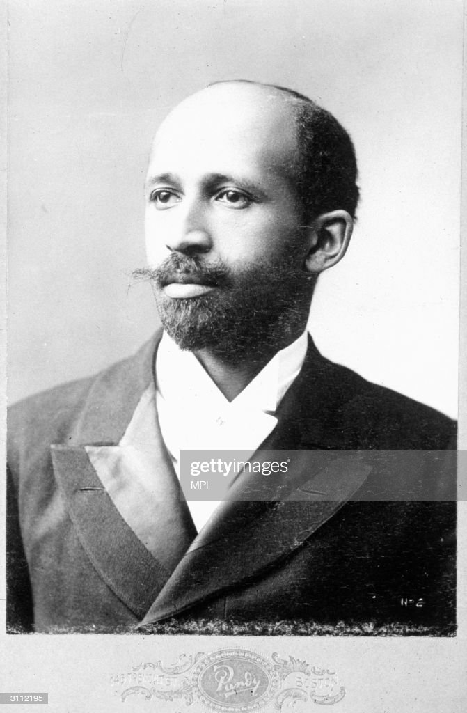 American writer and sociologist W E DuBois (1868 - 1963), a founder member of the National Association for the Advancement of Colored People (NAACP), he eventually left the NAACP and became a citizen of Ghana shortly before his death.