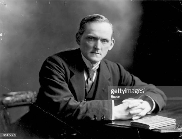 British Labour politician Philip Snowden made 1st Viscount Snowden in 1931
