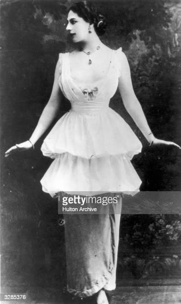 Dutch spy and dancer Mata Hari