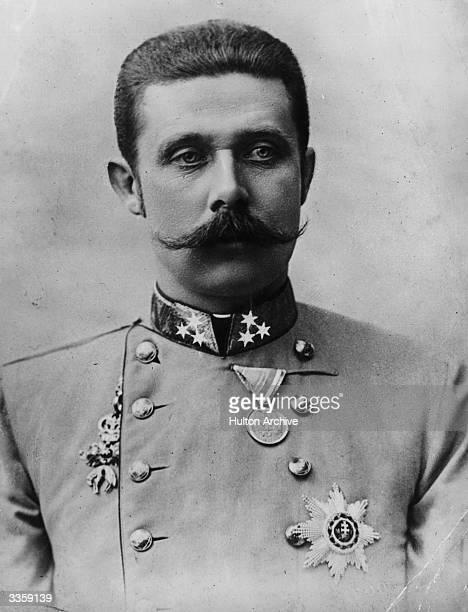 Franz Ferdinand archduke of Austria