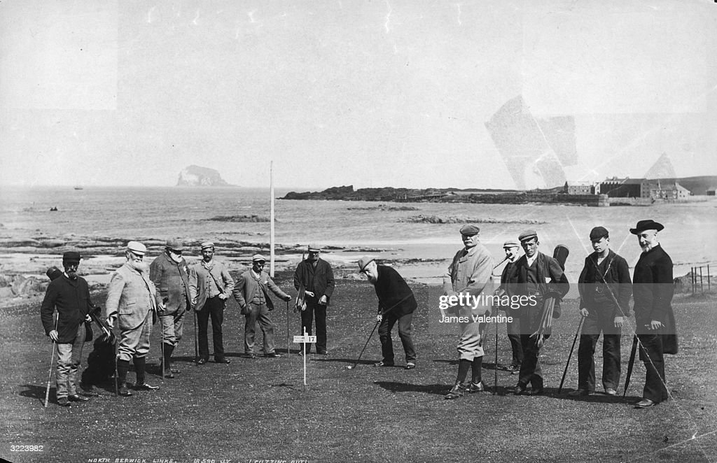 berwick links pictures getty images