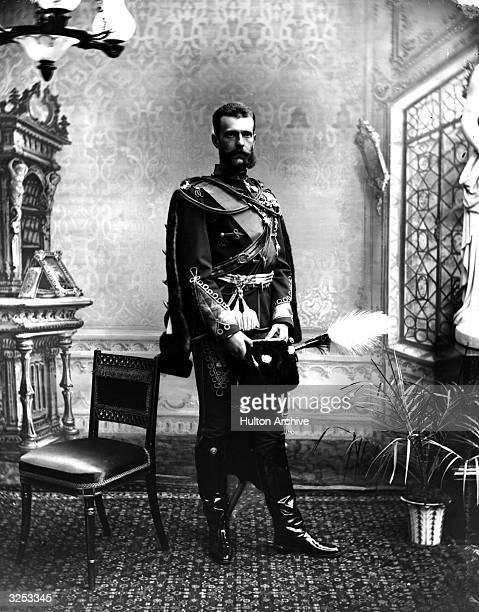 Grand Duke Sergius the 4th son of Alexander II of Russia He was assassinated